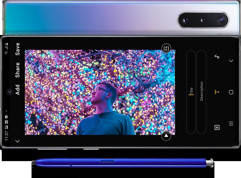 Samsung Galaxy Note 10 y Note10 +: este es el phablet por excelencia de Android 9