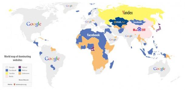 Estos 18 mapas cambiarán la forma en que ves el mundo 17