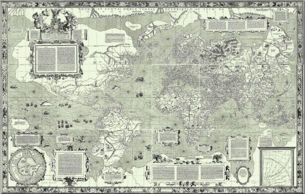Estos 18 mapas cambiarán tu forma de ver el mundo 13