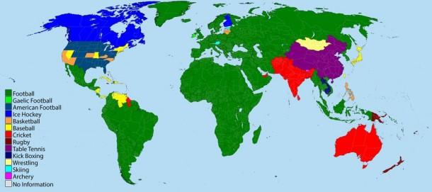 Estos 18 mapas cambiarán la forma en que ves el mundo 14