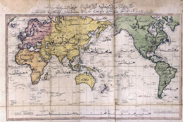 Estos 18 mapas cambiarán la forma en que ves el mundo 9