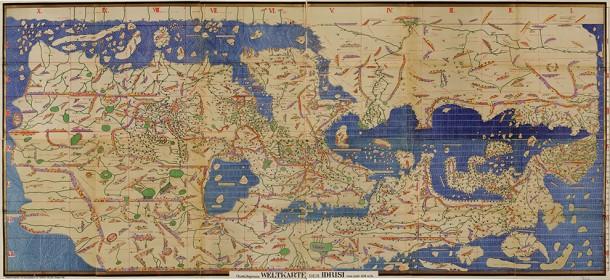 Estos 18 mapas cambiarán la forma en que ves el mundo 11