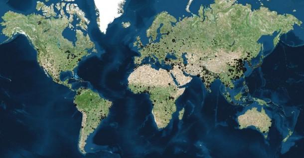 Estos 18 mapas cambiarán tu forma de ver el mundo 6