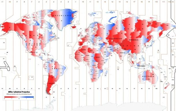 Estos 18 mapas cambiarán la forma en que ves el mundo 5