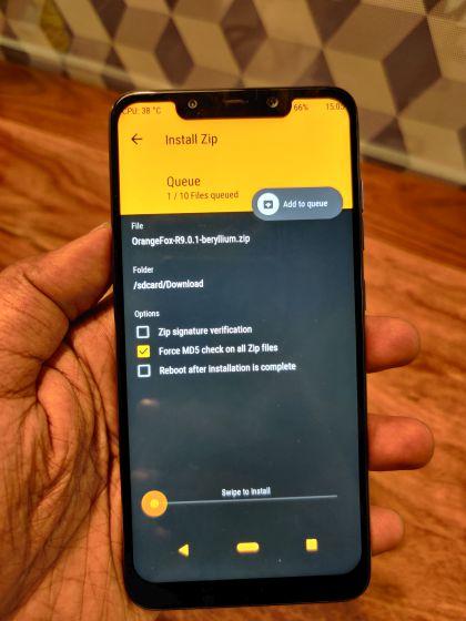 Instale Android 11 GSI en cualquier dispositivo de diseño de agudos 1