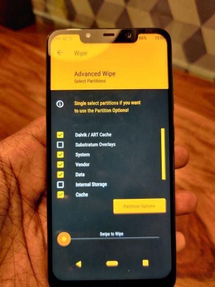 Instale Android 11 GSI en cualquier dispositivo de diseño Treble 2