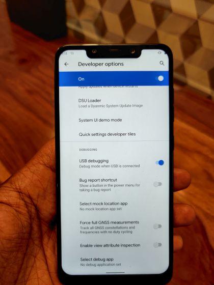 Instale Android 11 GSI en cualquier dispositivo de diseño Treble 4