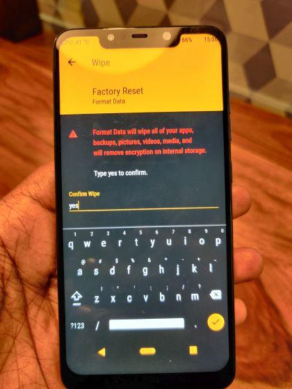 Instale Android 11 GSI en cualquier dispositivo de diseño Treble 3