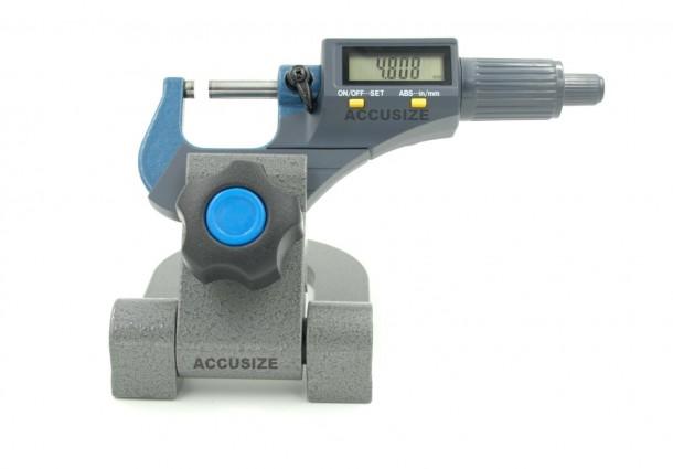 AccusizeTools - Electronic Digital Outside Mic 0-1