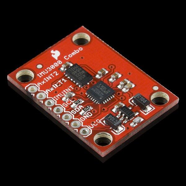 SparkFun IMU Fusion Board - ADXL345 e IMU3000