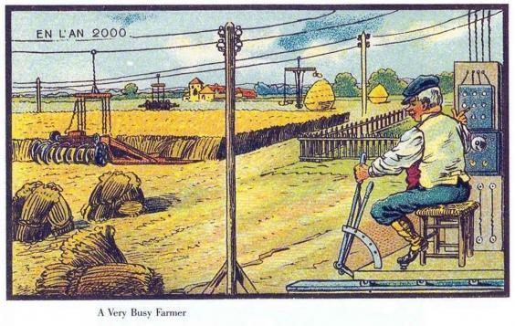 Predicciones del año 1900 sobre 2000-21