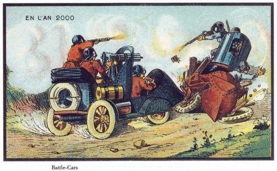 Predicciones del año 1900 sobre 2000-6
