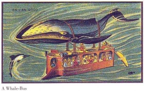 Predicciones del año 1900 sobre 2000