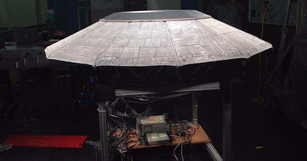 nuevos escudos térmicos para transbordadores espaciales