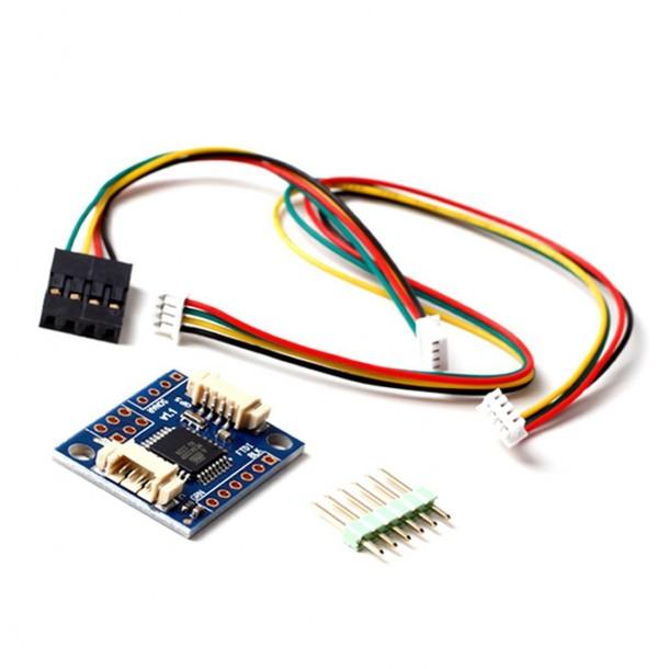 I2C-GPS NAV navigation Módulo de navegación Placa GPS para CRIUS MultiWii MWC