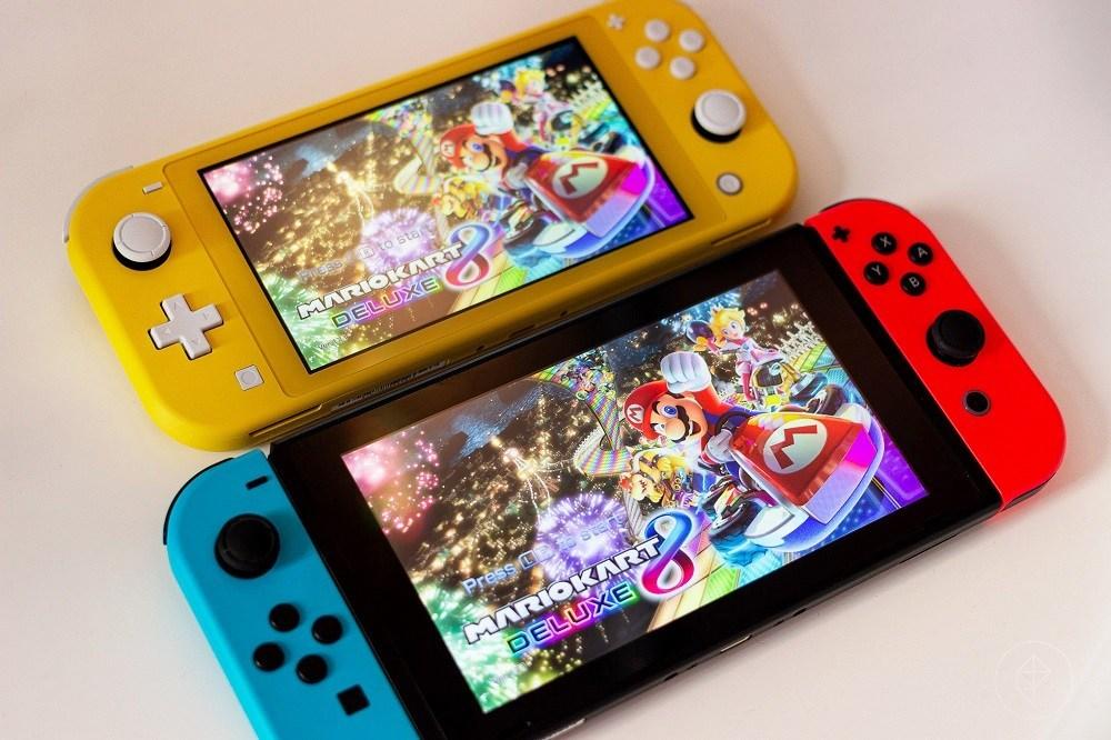 Descripción práctica de Nintendo Switch Lite: mira el dispositivo antes de su lanzamiento el 2 de septiembre