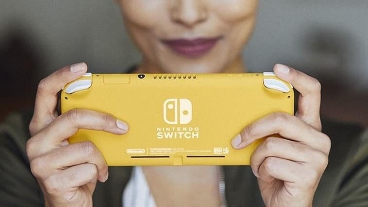 Descripción práctica de Nintendo Switch Lite: mira el dispositivo antes de su lanzamiento el 3 de septiembre