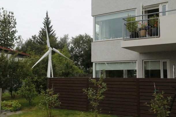 Las turbinas de viento portátiles Trinity son exactamente lo que necesitamos 9