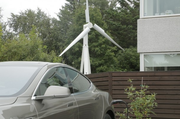 Las turbinas de viento portátiles Trinity son exactamente lo que necesitamos 8