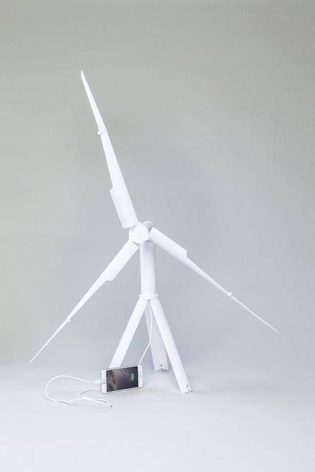 Las turbinas de viento portátiles Trinity son exactamente lo que necesitamos 4