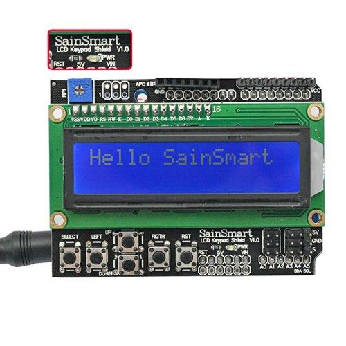 Pantalla del módulo de pantalla LCD SainSmart 1602
