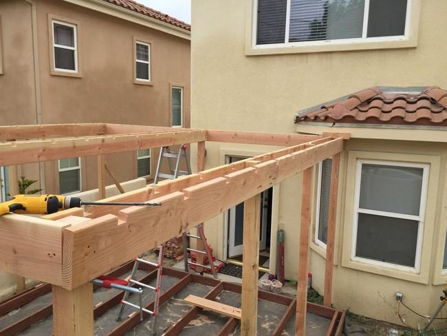 DIY patio trasero5