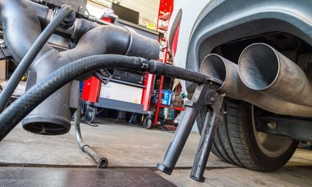 Prueba de emisiones de VW