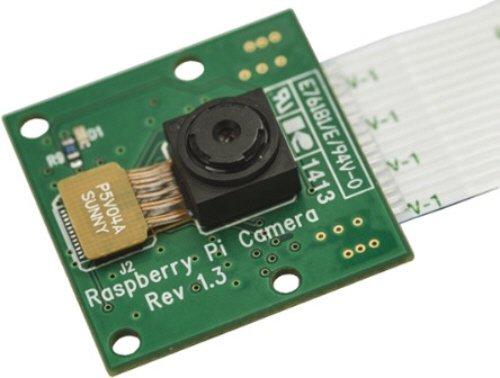 Módulos de cámara Raspberry Pi Sensor de resolución nativa de 5 megapíxeles