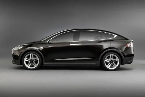 Tesla Model X ha sido lanzado y es maravilloso 5