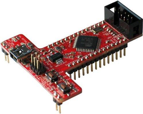 Equipos y placas de desarrollo - AVR ATMEGA32U4 PROTOTYPE T BOARD