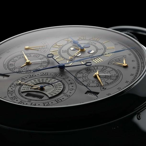 Vacheron Constantin Reference 57260 es el reloj más complicado del mundo 6