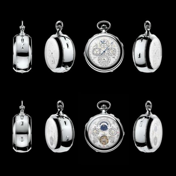 Vacheron Constantin Reference 57260 es el reloj más complicado del mundo 3