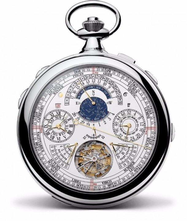 Vacheron Constantin Reference 57260 es el reloj más complicado del mundo 23