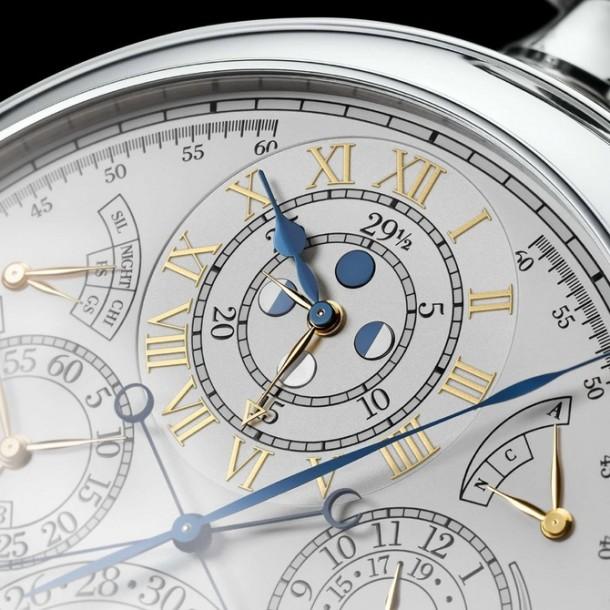 Vacheron Constantin Reference 57260 es el reloj más complicado del mundo 21