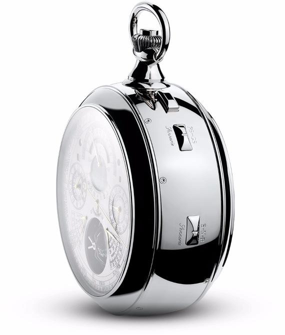 Vacheron Constantin Reference 57260 es el reloj más complicado del mundo 19