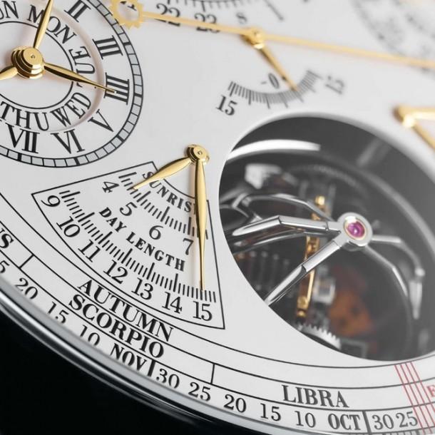 Vacheron Constantin Reference 57260 es el reloj más complicado del mundo 20