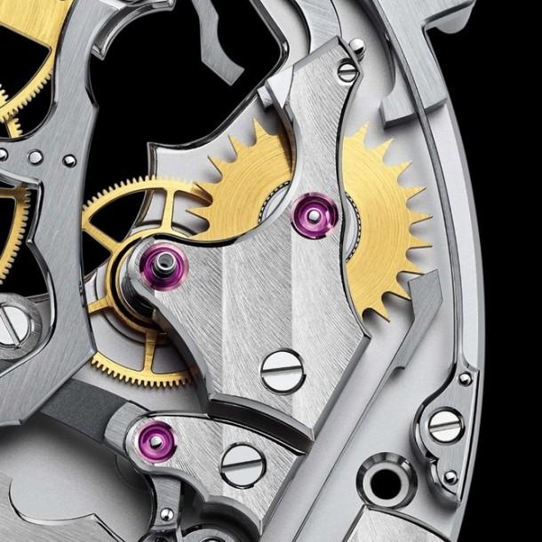 Vacheron Constantin Reference 57260 es el reloj más complicado del mundo 14