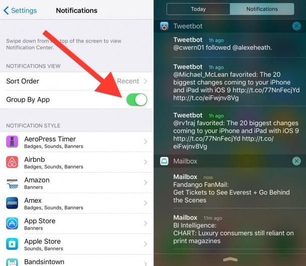 Puedes dominar iOS 9 usando estos 15 consejos 14