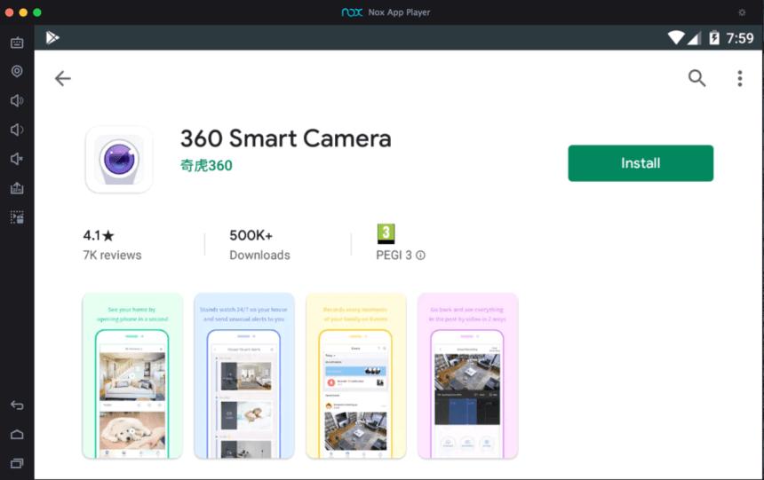 360-smart-camera-for-pc-using-nox-emulator