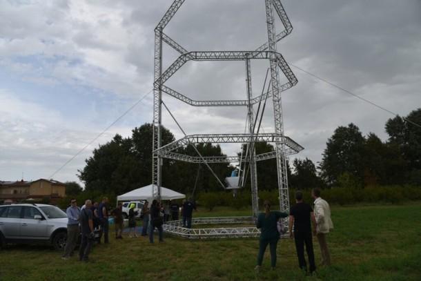 La impresora Delta 3D más grande del mundo 5