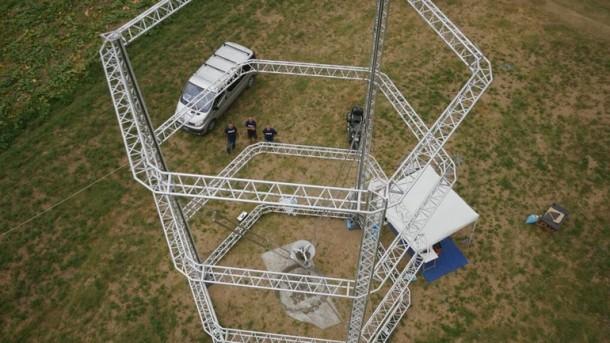 La impresora Delta 3D más grande del mundo 4