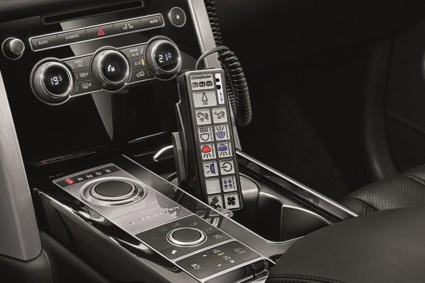 Range Rover Sentinel puede sobrevivir a un TNT Blast 3 de 33 libras