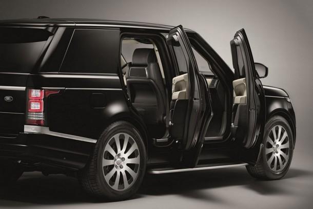 Range Rover Sentinel puede sobrevivir a un TNT Blast 2 de 33 libras