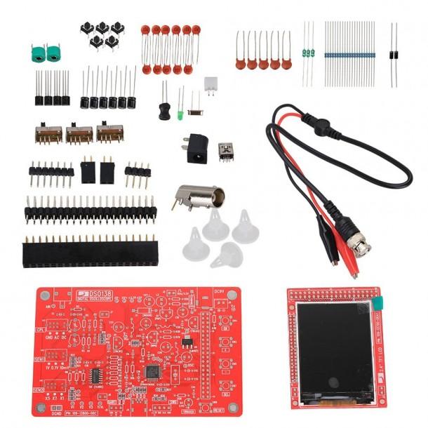 Kit de aprendizaje electrónico DSO138