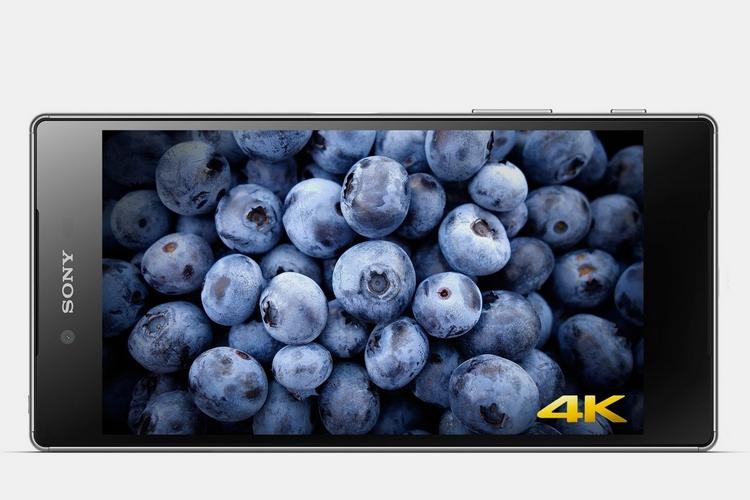 xperia z5 4 K pantalla3