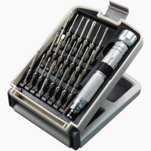 Juego de destornilladores de 22 piezas Nanch Precision Tools