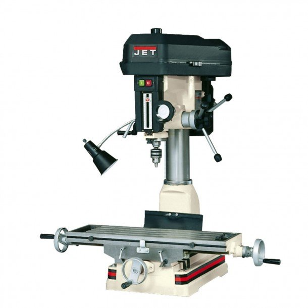 Fresadora / perforadora JET 350017 / JMD-15