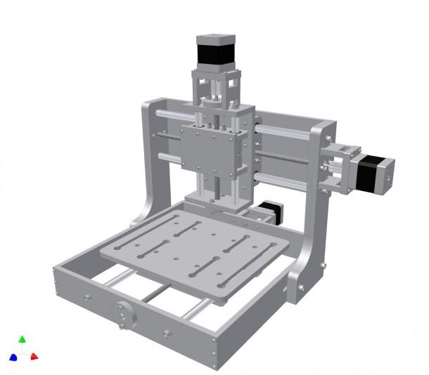Fresadoras de escritorio CNC Zen ToolworksTM