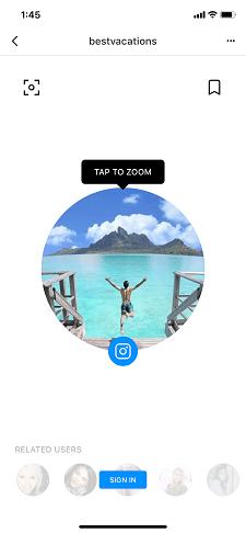 Cómo ver fotos de Instagram de tamaño original y fotos de perfil - Qeek