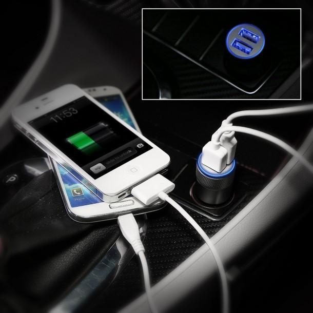 Los mejores cargadores de teléfonos inteligentes para automóviles (6)